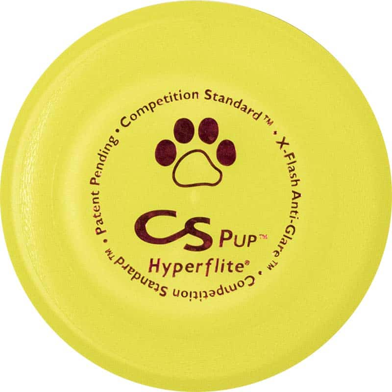 Competition Standard Pup Disc, желтый